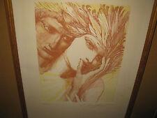 FUSCH Ernst, *1930  Phantastisches Paar