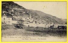 cpa 05 - AIGUILLES (Hautes Alpes) Vue Générale du Village Ed. A. Allemand à Gap