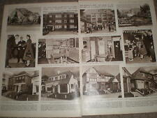 Photo article Ideal home Exhibition Olympia London 1955 ref Z