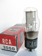 One 1959 RCA 2050 (VT-245) Jukebox tube - Hickok TV-7D/U tested