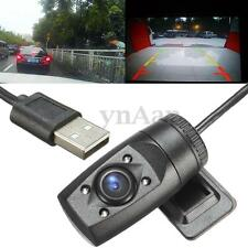 Mini 720P USB Car DVR Camera Video Recorder Dash Cam Night Vision Easy Install