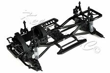 NEW Axial SCX10 Rolling Chassis Axles Frame Shocks Scale Rock Crawler Roller Ram