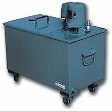 Coolant pump 0. 12kW with 50l Steel Tank Coolant System