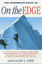 The Mammoth Book of on the Edge (Mammoth) (Mammoth Books),