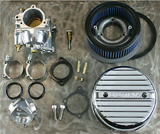 ULTIMA R-2 CARBURETOR CARB KIT AIR CLEANER HARLEY SHOVELHEAD FXR SUPER GLIDE