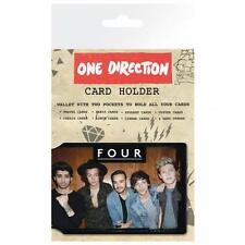 One Direction Travel Card Holder Oyster Credit Debit