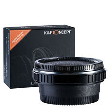 Optical Glass Pentax PK K Lens To Nikon AI AF F Camera Mount Adapter Ring USA