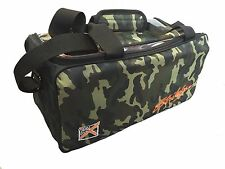 Special Edition KR Camo 2 Ball Tote Bowling Bag Color Camouflage