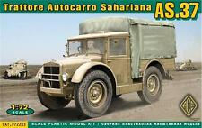 Ace 1/72 Trattore Autocarro Sahariana AS. 37 # 72283