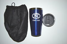 FNH FN COFFEE TRAVEL MUG FN SCAR 16 17 PS90 P90 FIVE SEVEN 5.7 FS2000 FNX FPS FN