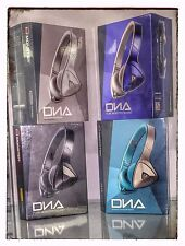 Monster DNA Headphones Cobalt / Light Grey Brand New! Original & Sealed Package