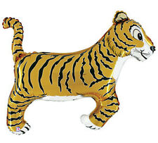 "41"" TIGER Cub Jumbo Zoo Circus Jungle Birthday Sports Party Mylar Balloon"