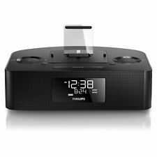 Philips Docking Station iPod/iPhone/iPad w/Lightning Connector: Black AJ7050D/37