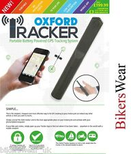 OXFORD TRACKER Portable battery powered GPS tracking System for motorbike