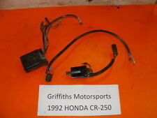 92 93 91? HONDA CR250R CR250 CDI IGNITION COIL BOX UNIT IGNITER 070000-2140