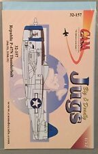 CAM Decals 1:32 Big & Deadly Jugs Republic P-47N Thunderbolt 32-157