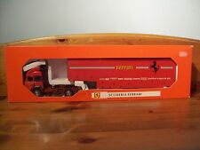 1/43 OLD CARS ART 77000 TRANSPORTER 1980 FERRARI