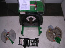 GREENLEE 555 SBC 854 855 Conduit Pipe Bender EMT RIDGID IMC 2 SHOES MULTI-ROLLER