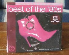 *BRAND NEW* BEST OF THE 80s (2010) CD Starship Debbie Gibson Tiffany White Lion