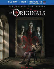 The Originals: The Complete First Season (Blu-ray/DVD, 2014, 9-Disc Set)