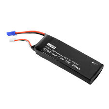 Lipo Battery 7.4V 2700mAh EC2 for Hubsan x4 H501S FPV Multicopter Drone RC305