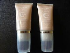 Revlon Age Defying SPA Foundation / Makeup - FAIR  #001 - TWO New / Sealed