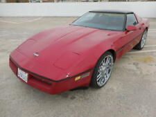 Chevrolet: Corvette 2dr Hatchbac