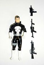 "MARVEL SUPERHEROES THE PUNISHER Vintage Marvel Toy Biz Action Figure 5"" 1990"