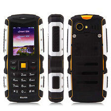"IP67 2"" Waterproof Mobile Phone ANTI_DUST/SHOCK Rugged Outdoor MANN GIFT PARENTS"