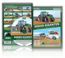 DVD AGRAR-GIGANTEN - Traktoren & Mähdrescher XXL New Holland 10.90 Deutz Serie 9