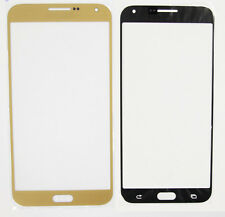 Samsung Galaxy E7 E700 GOLD Front Digitizer Screen outer Lens replacement UK