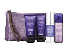 Alterna Caviar Anti Ageing Hair Transformation Travel 4 Piece Moisture Kit
