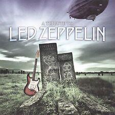 TRIBUTE TO LED ZEPPELIN-TRIBUTE TO LED ZEPPELIN (ARG)  CD NEW