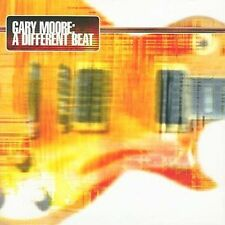 A Different Beat by Gary Moore (CD, Sep-1999, Raw Power Records) - Jeff Beck