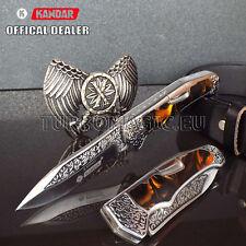 KANDAR B3154-3 ✰ TASCHENMESSER KLAPPMESSER RETTUNGSMESSER MESSER KNIFE ✰ DE+