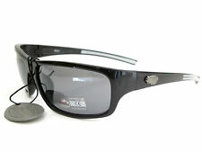 New Indian Motorcycle Sunglasse Wraparound Mens Unisex Smoke Mirror Lens IN2025