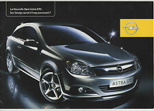 Catalogue OPEL ASTRA H GTC de 2005