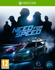 Need FOR SPEED (MICROSOFT XBOX ONE, 2015)