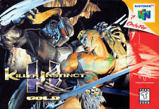 Killer Instinct Gold - Nintendo N64 Game