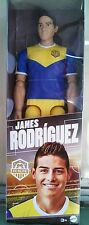 SOCCER JAMES RODRIGUEZ TOY FIGURE FC ELITE FOOTBALL 12 FOOT BALL MATTEL PANANI