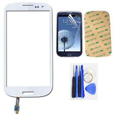 For Samsung Galaxy SIII S3 i9300 Front Touch Screen Glass Lens Digitizer New