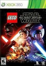 LEGO Star Wars: The Force Awakens (Microsoft Xbox 360, 2016) - BRAND NEW