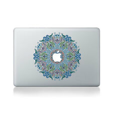 Floral Victorian Mandala Vinyl Macbook Sticker for Macbook 13/15 / Macbook St...