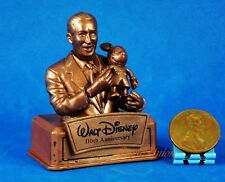 Cake Topper Walt Disney 110th Anniversary Mickey Mouse Statue Figure Model A572