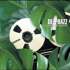 De-Phazz - Plastic Love Memory (CD, 2004) RARE/OOP Music Album