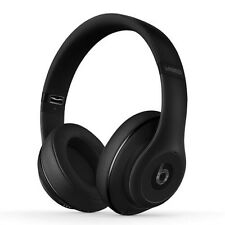 New Sealed Beats by Dr. Dre Wireless Studio 2.0 MHAJ2AM/A Over-the-Ear Matte BLK