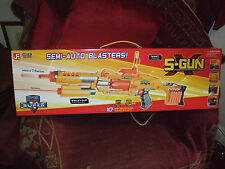 Huge Super Champion Semi Auto Blaster 20 Soft Foam Dart Bullet Toy Gun