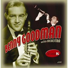 BENNY GOODMAN - THE ESSENTIAL BG 4 CD NEU