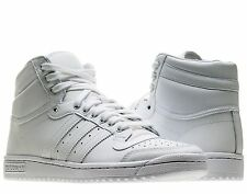 ADIDAS TOP TEN HI BASKETBALL SNEAKERS MEN SHOES WHITE S84596 SIZE 12 NEW