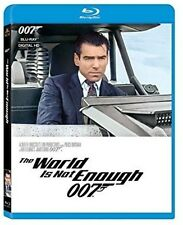 World Is Not Enough (2015, REGION A Blu-ray New)